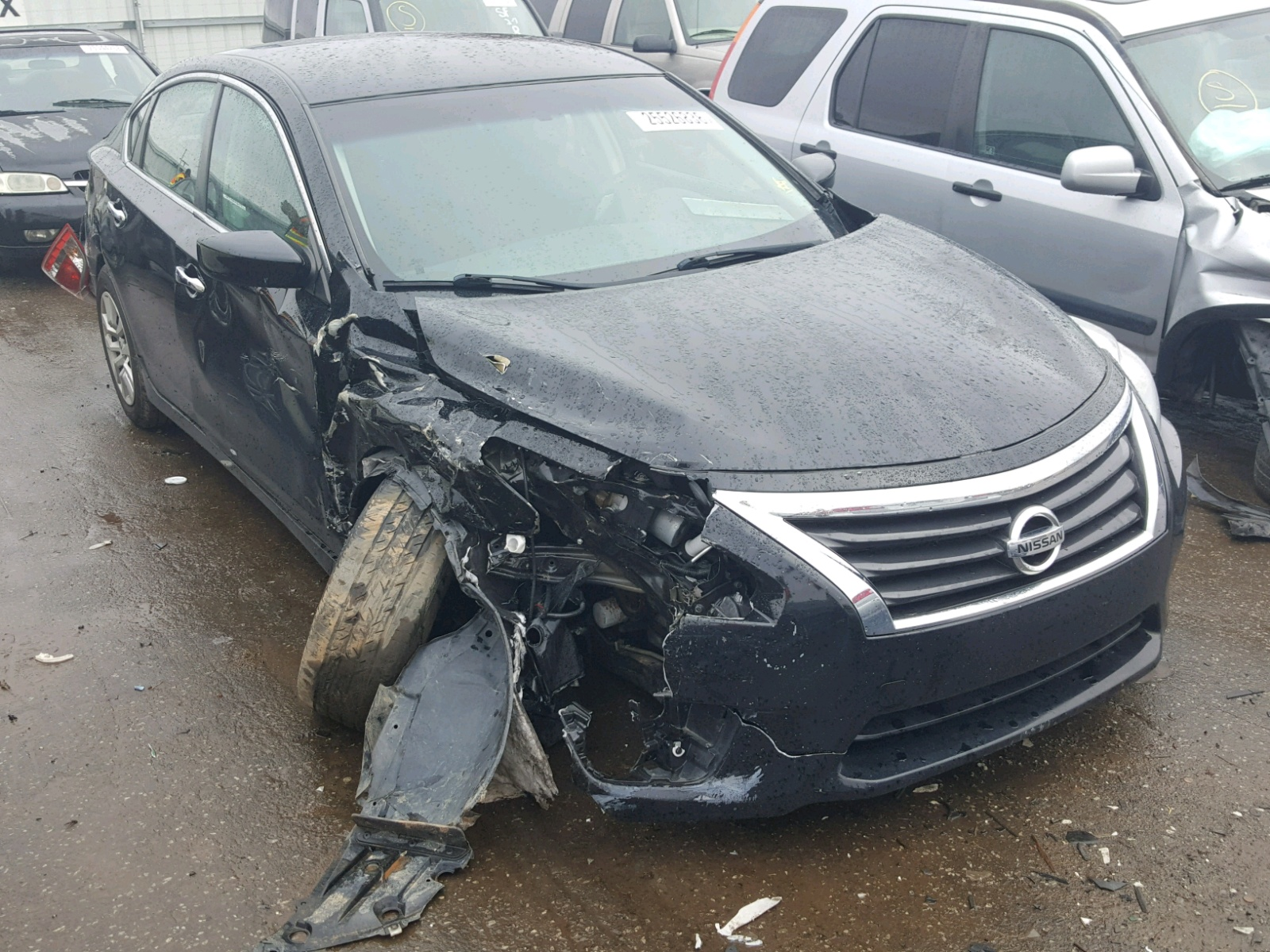 for auto lot left altima en in sale auctions carfinder red copart salvage certificate nissan view tn on nashville online