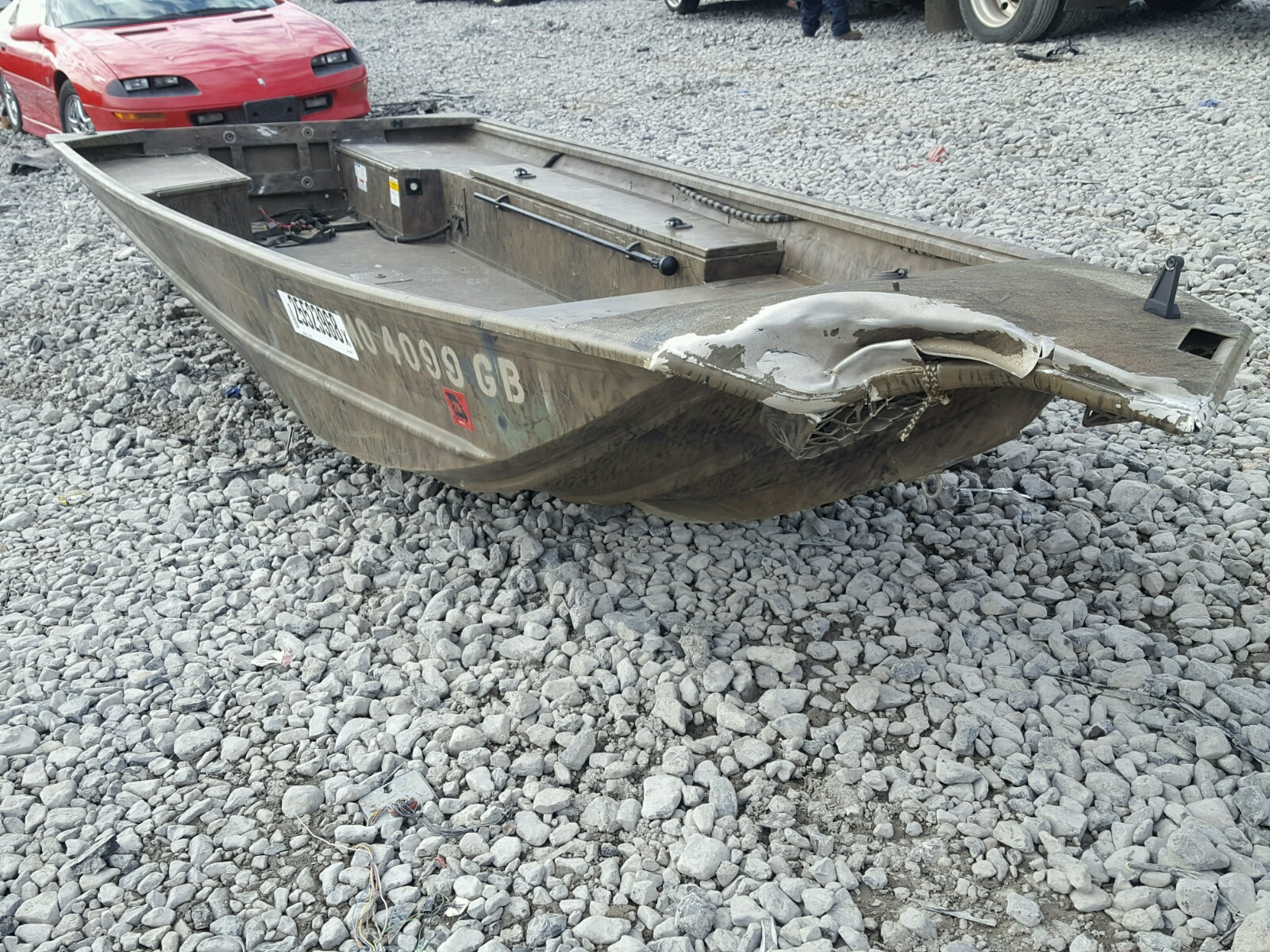 Car Trailers For Sale Raleigh Nc >> Auto Auction Ended on VIN: GEN09749C414 2014 GBOA MARINE/TRL in NC - RALEIGH