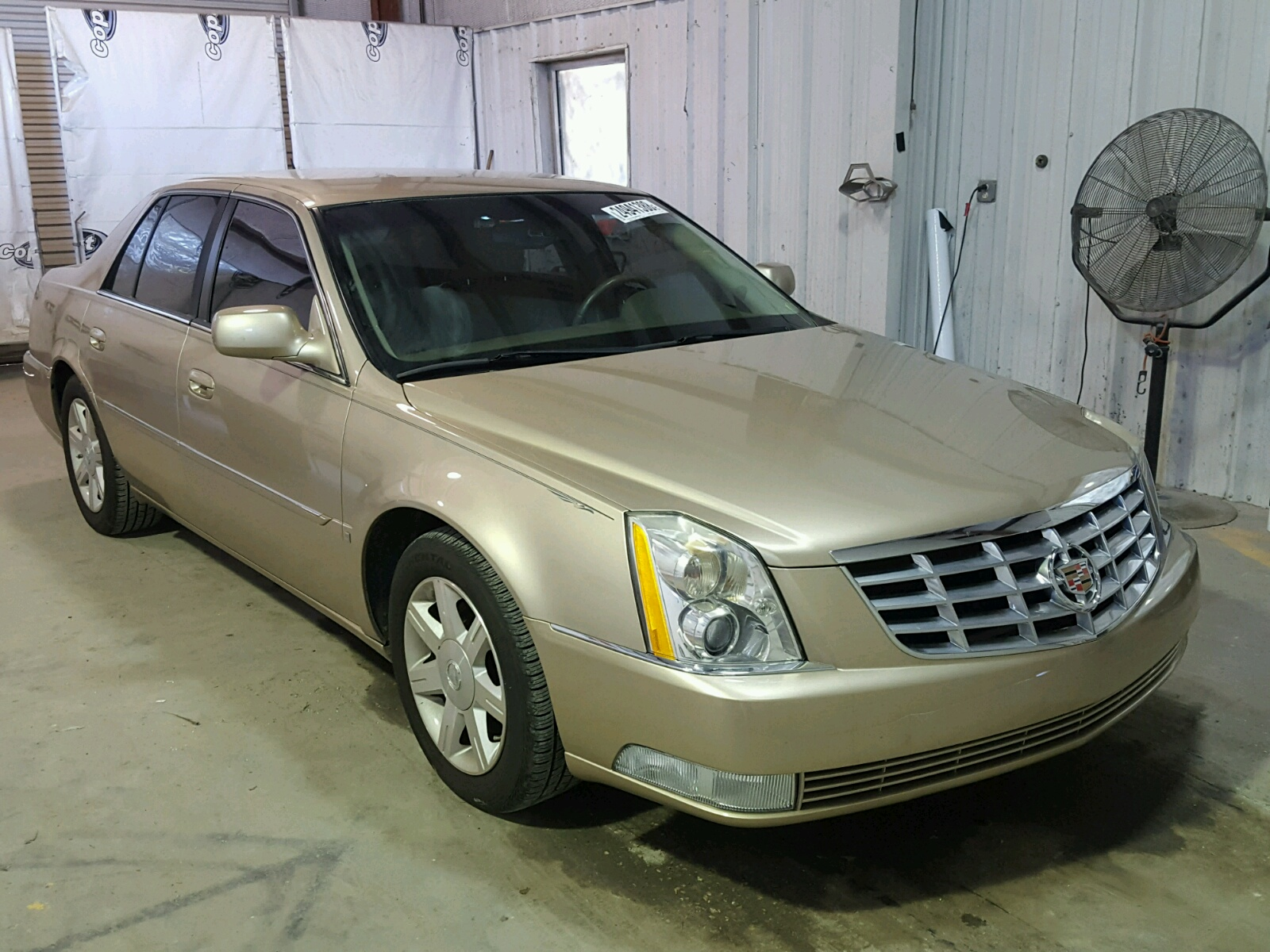 Auto auction ended on vin 1g6kd57y66u105619 2006 cadillac dts in 2006 cadillac dts 46l sciox Gallery