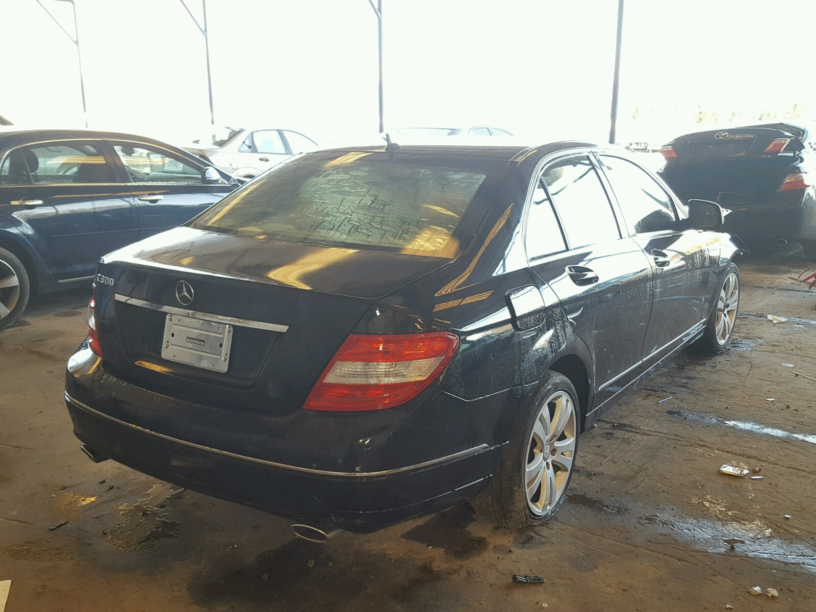 2009 mercedes benz c300 for sale at copart cartersville for Mercedes benz c300 for sale nj