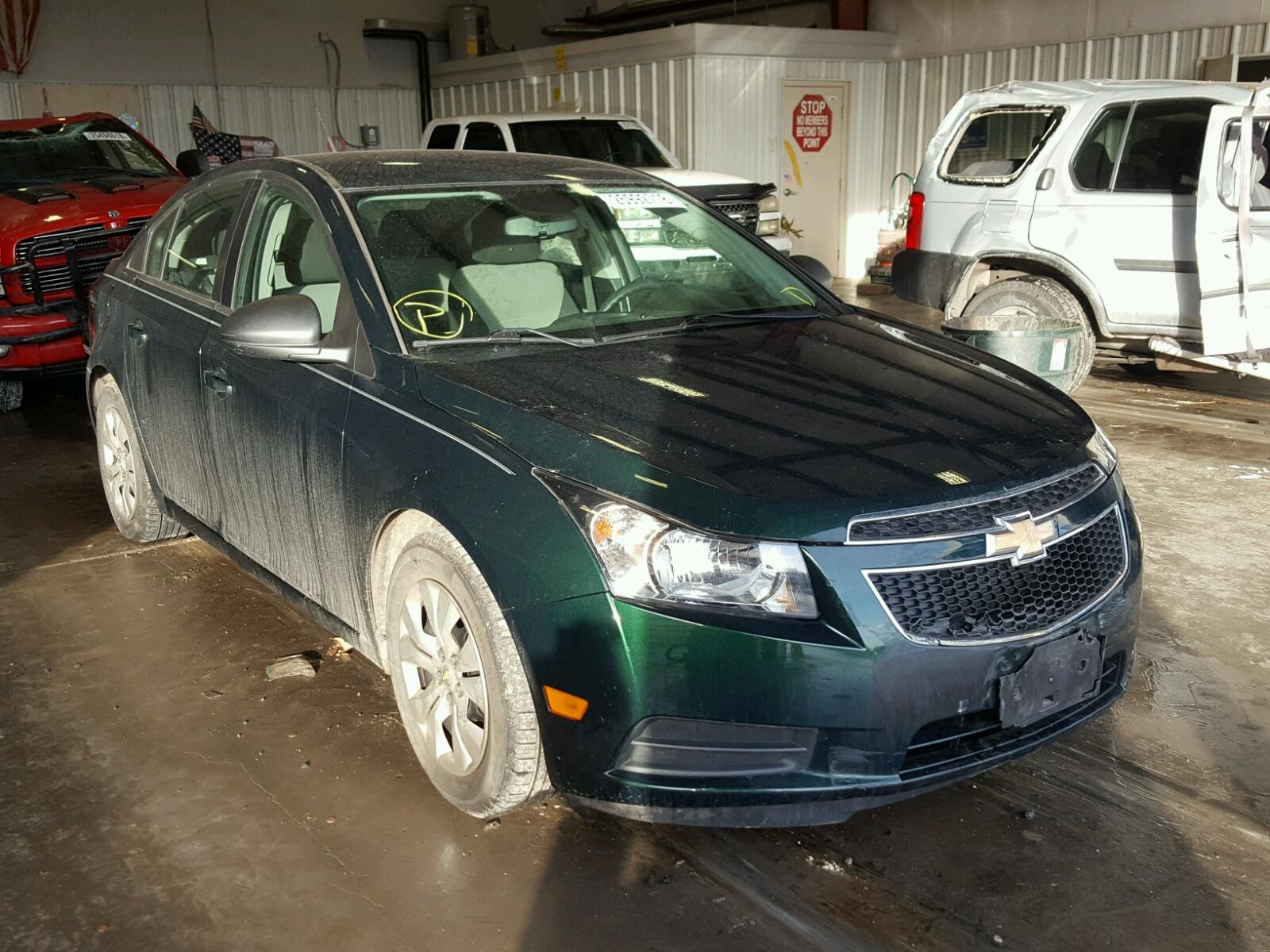 Reliable Chevrolet Springfield Mo U003eu003e 1G1PA5SH7E, Image Source:  Autobidmaster.com