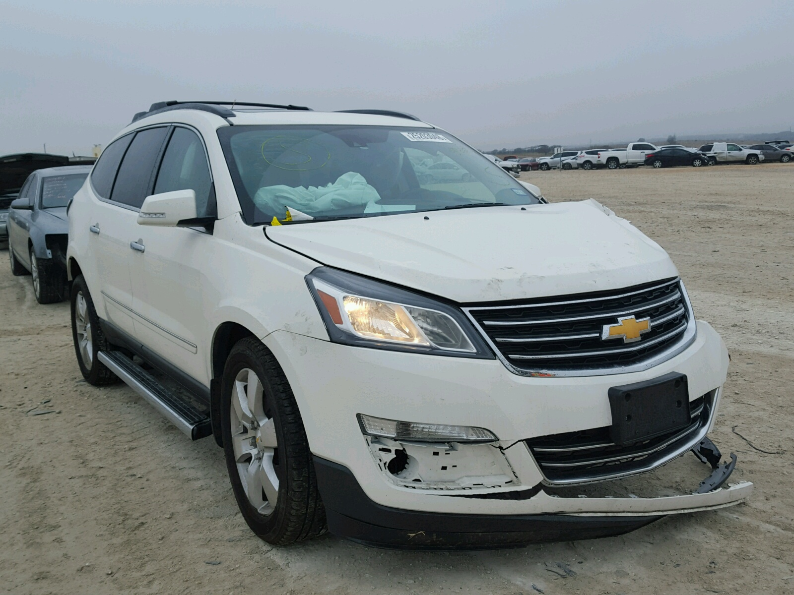 the chevrolet about traverse cars front ttac truth awd review capsule lt