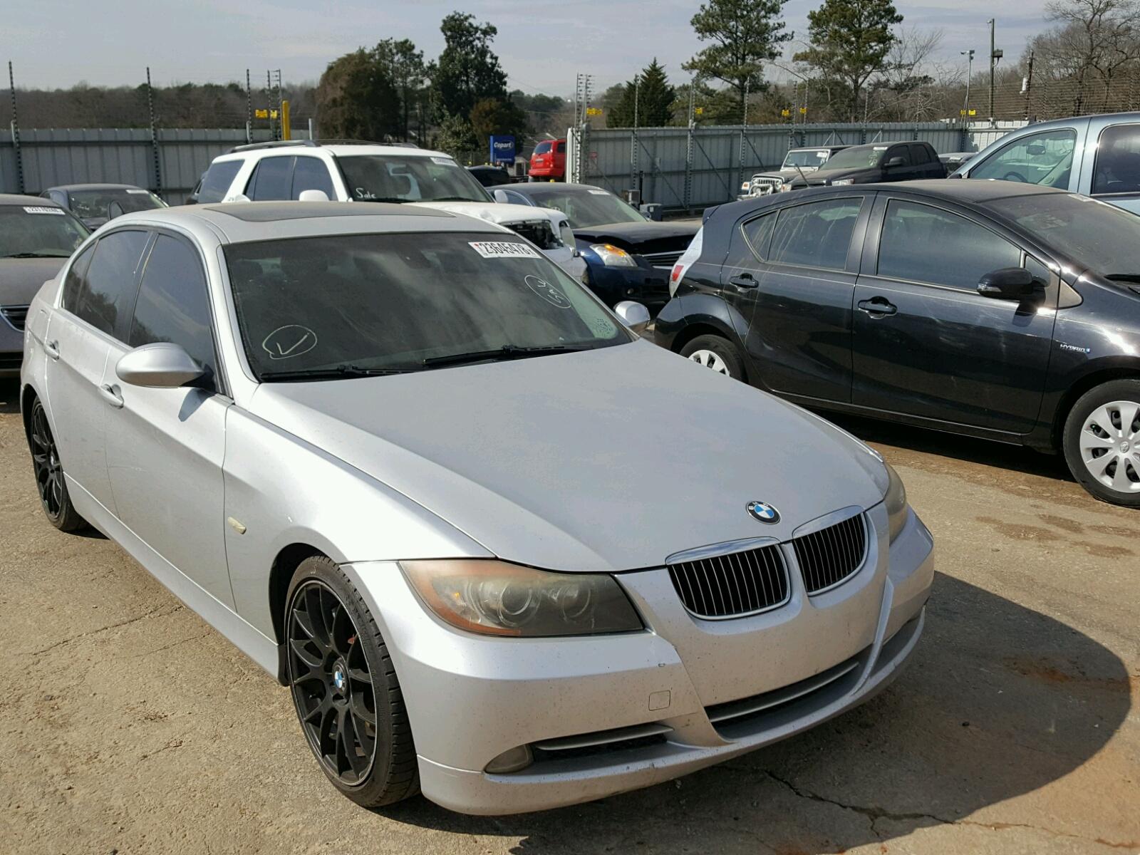 2007 BMW 335 I 3.0L
