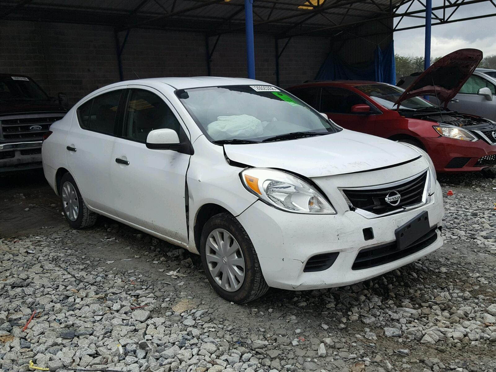 Auto Auction Ended On Vin 1n4al21e18c214156 2008 Nissan