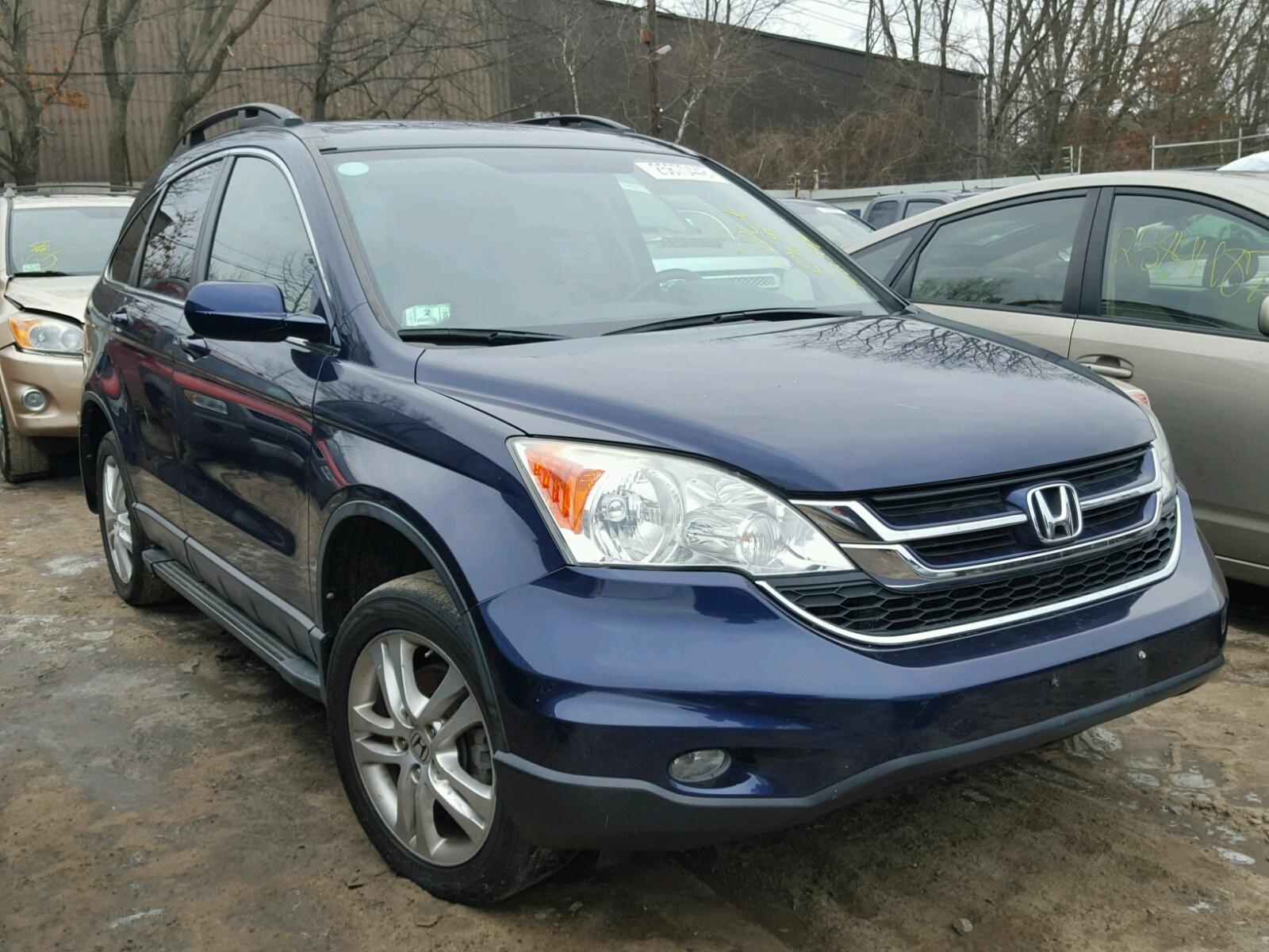 2011 HONDA CR-V EXL 2.4L