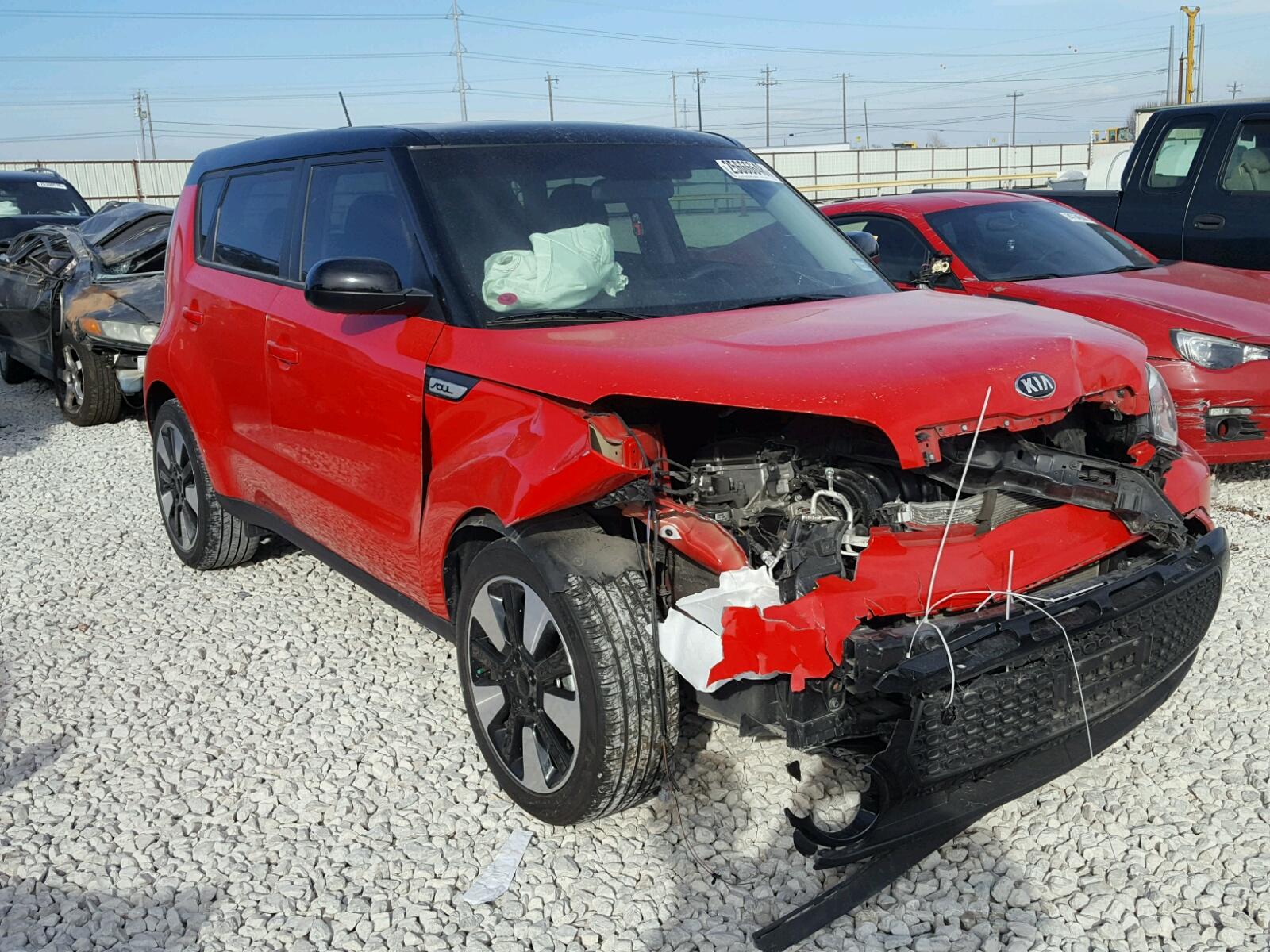 rouge baton carfinder la online kia en in sale title of auctions auto lot on left soul copart salvage cert black view