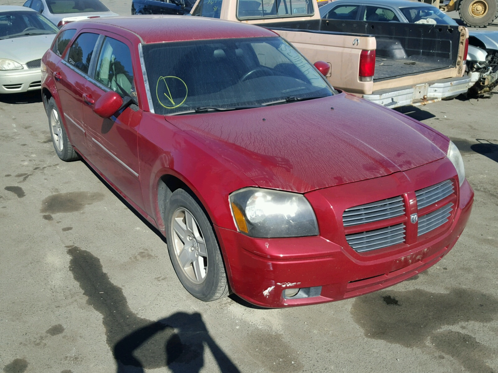 sale magnum at sun dodge valley copart lot cars ca se for