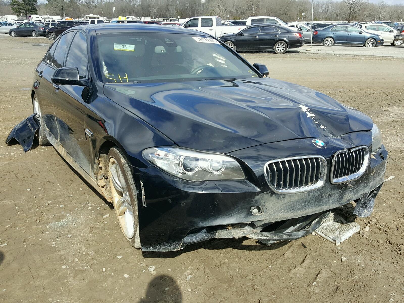 Auto Auction Ended On Vin Wba5a7c50ed616670 2014 Bmw 528