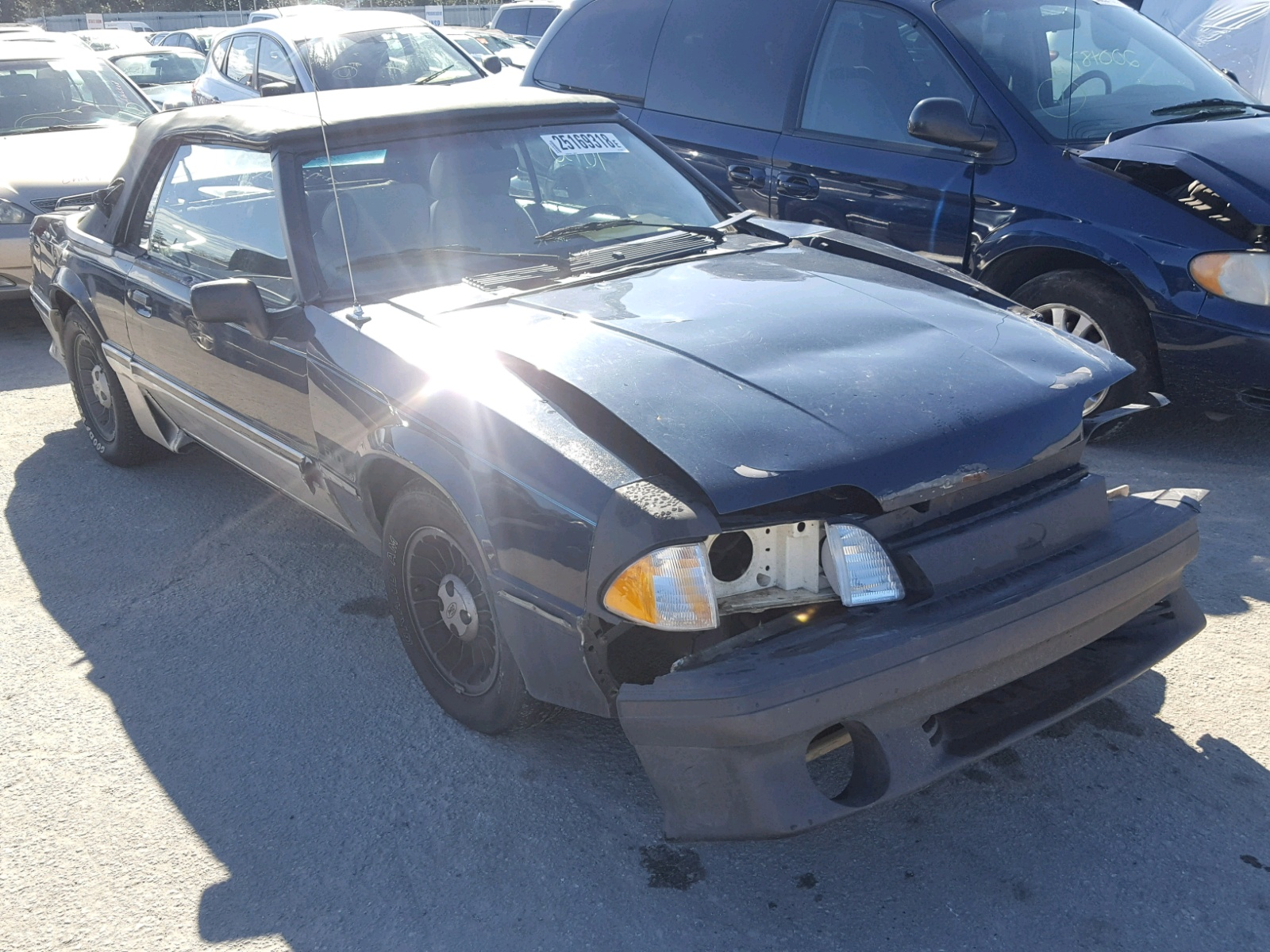1988 FORD MUSTANG GT 5.0L