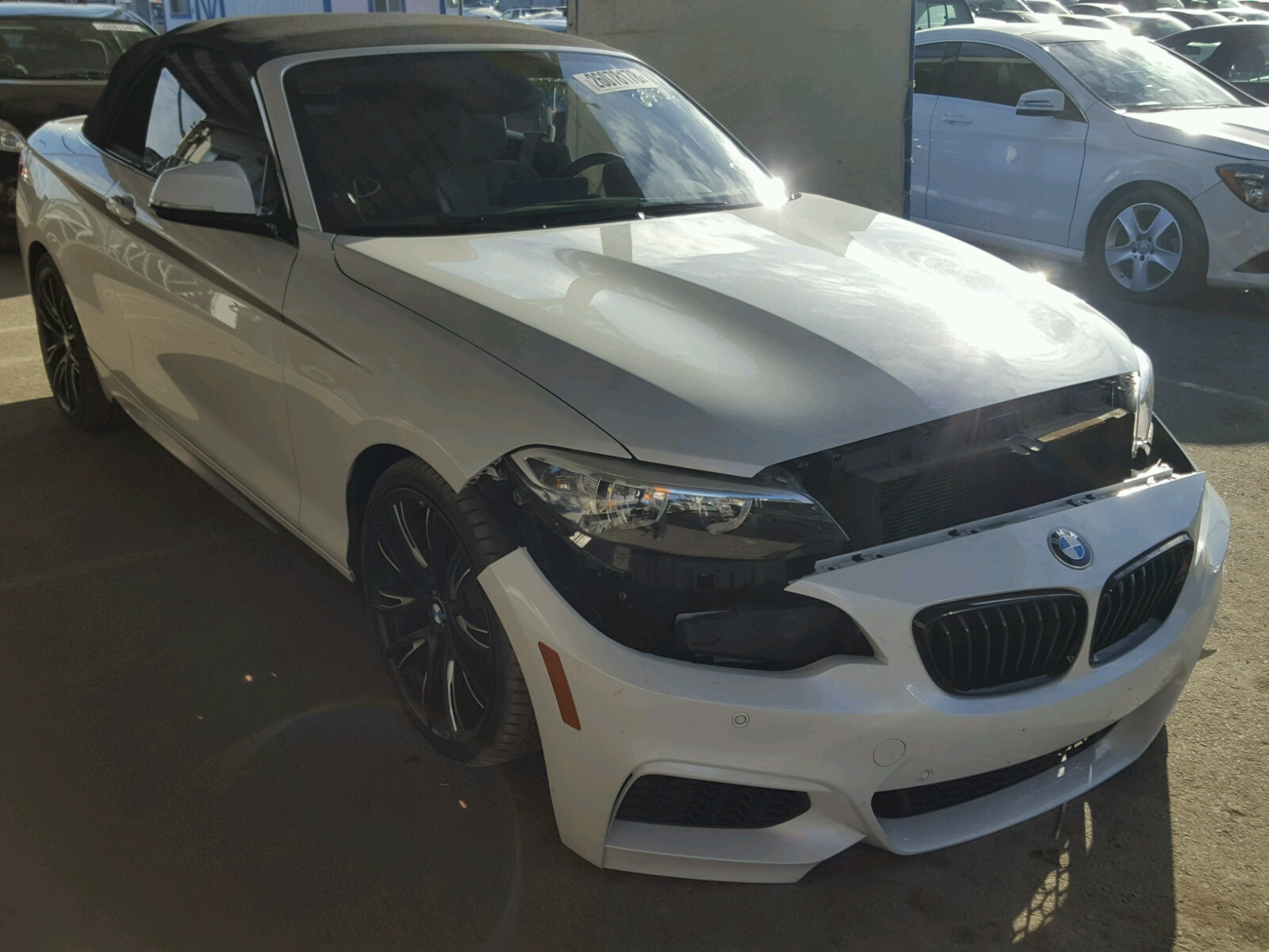 Auto Auction Ended On Vin Wba3r5c50fk371967 2015 Bmw 435 Xi In Ct Hartford