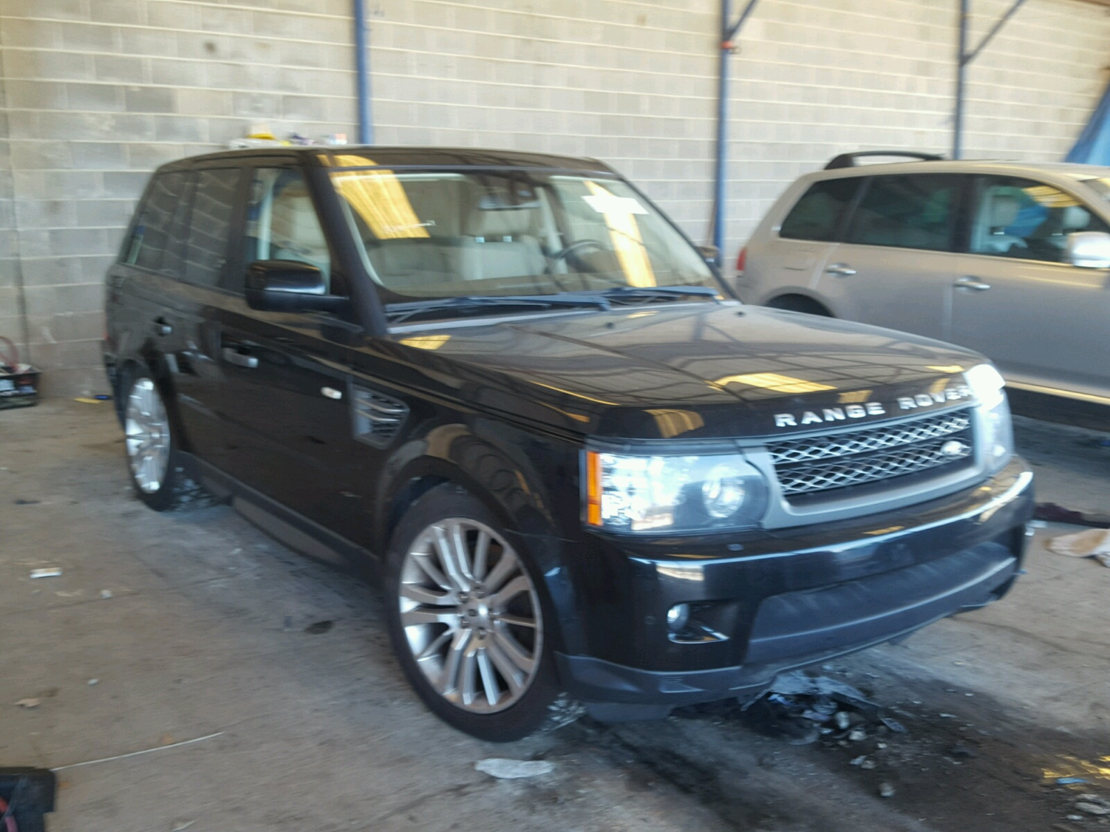 rover san landrover ca for en auto view right auctions certificate online lot diego salvage carfinder land blue on in copart hse sale