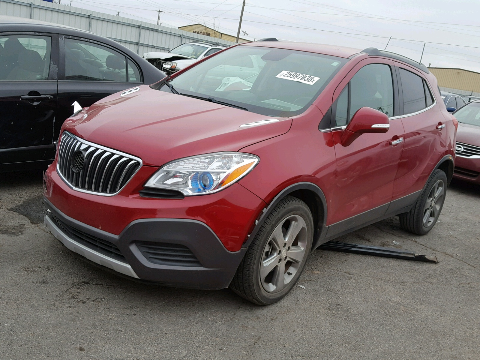 buy sale encore information for buick