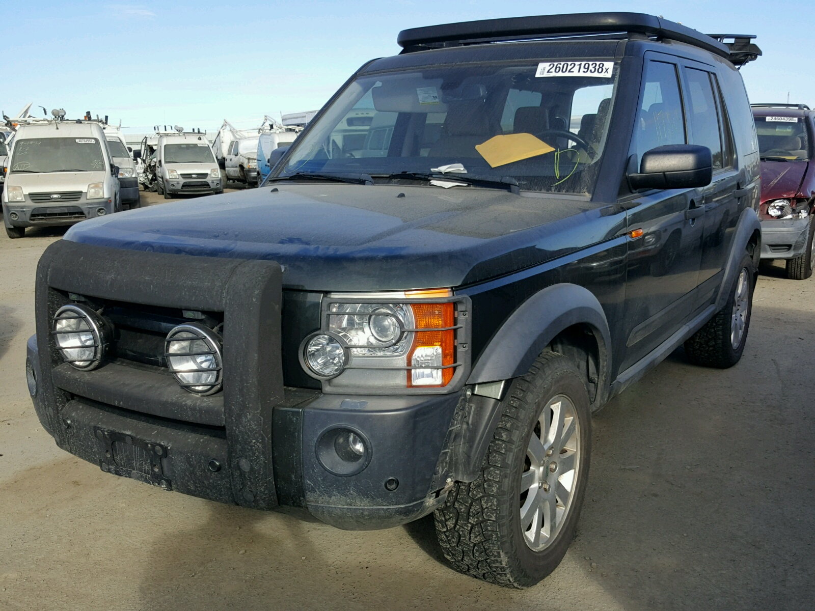 tech hse se for watch uk santorini in discovery black sale landrover london youtube automatic land rover