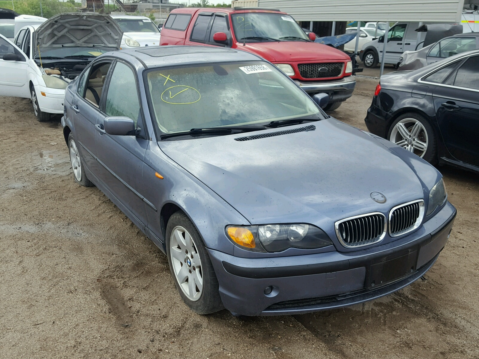 Auto Auction Ended On VIN WBAVANL BMW I In CO - 2004 bmw 328i