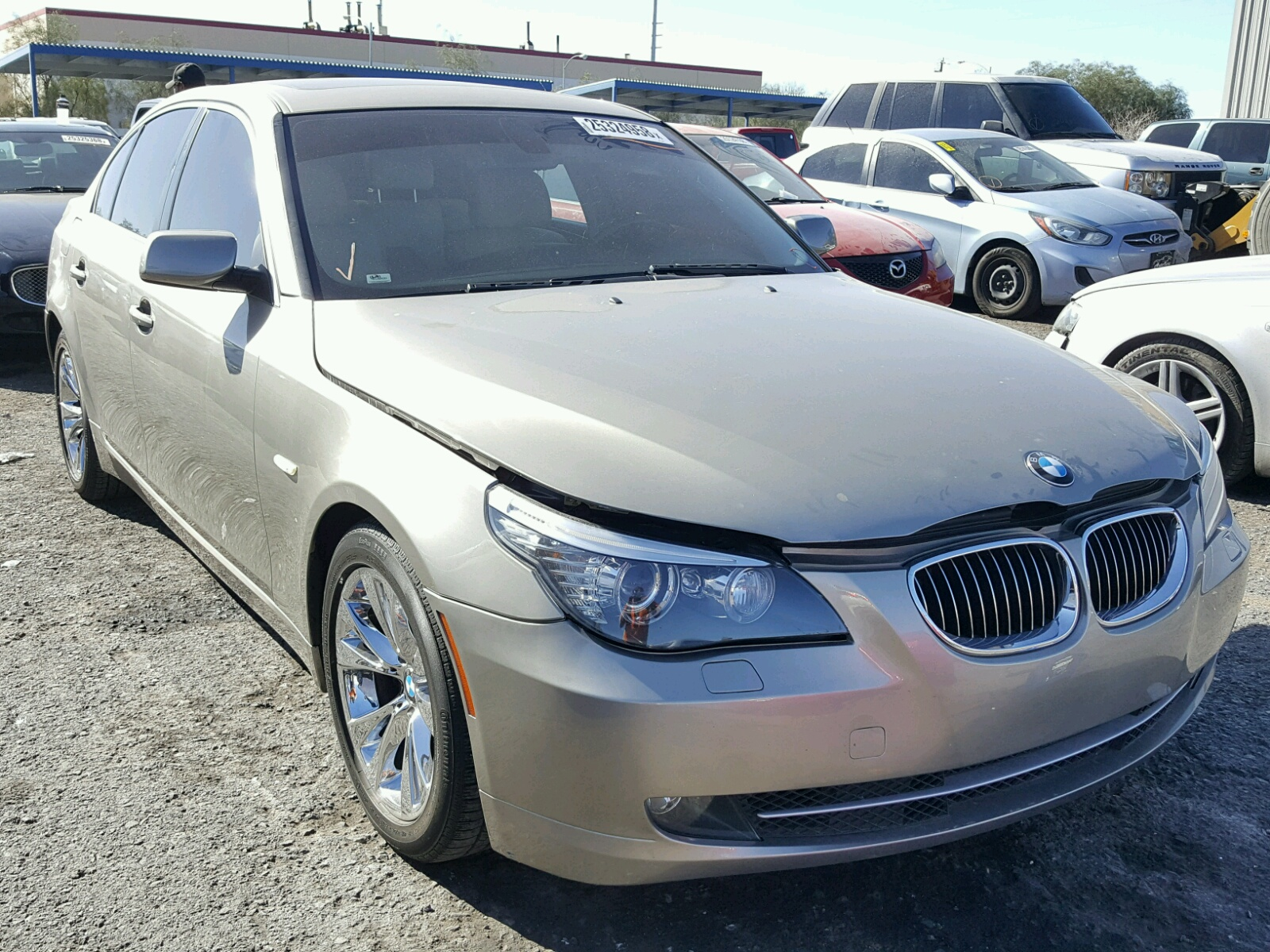 Auto Auction Ended On VIN WBAGNDS BMW LI In PA - 745 bmw 2010