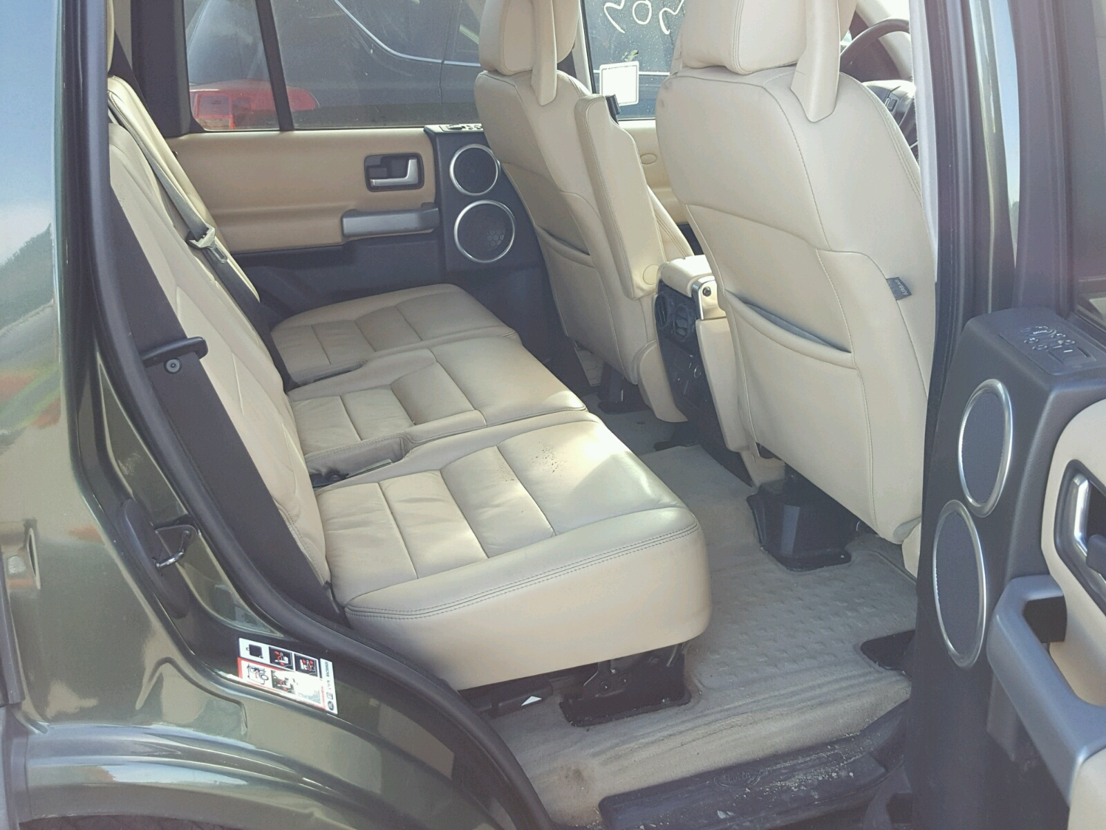 auto salvage lot for sale of en az cert view in silver title auctions carfinder on online hse land rover landrover copart left phoenix