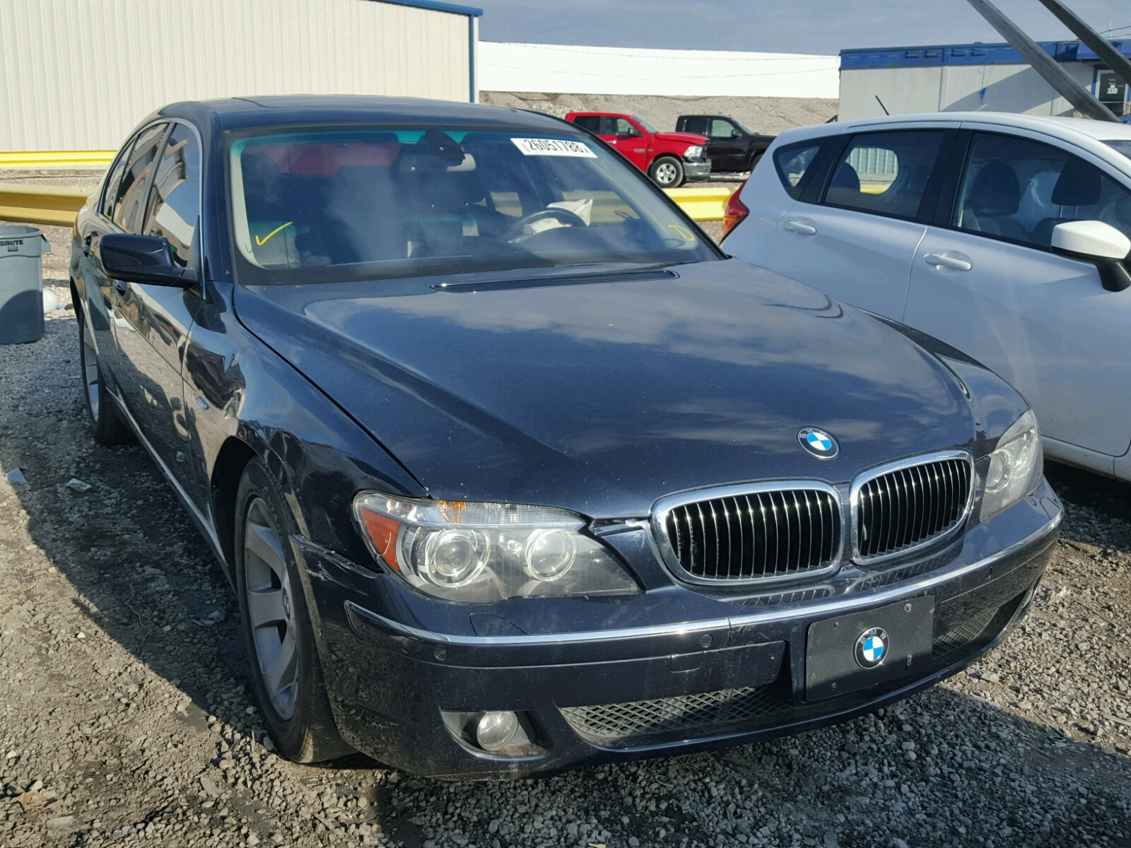 Auto Auction Ended On VIN WBAHL83598DT13789 2008 Bmw Alpina B7 In