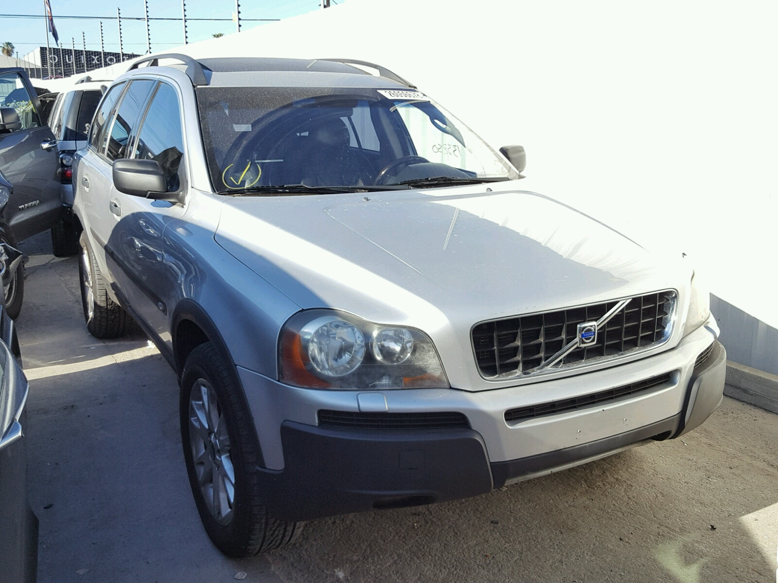 for md finksburg copart volvo adfd cars lot sale at
