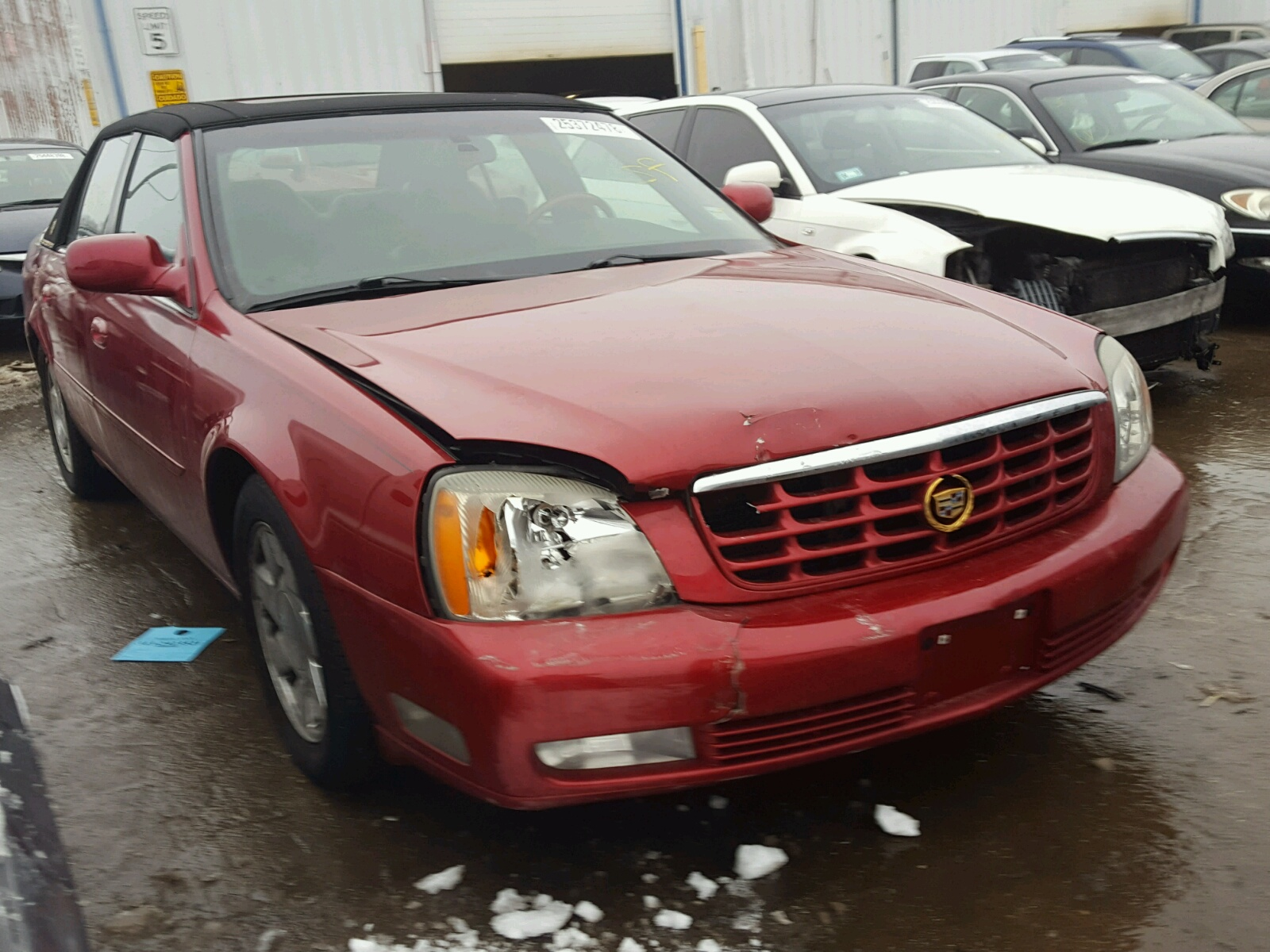 Auto Auction Ended On Vin 5162110208 1951 Cadillac All Other In Dc Coupe Deville For Sale 2002 Dt 46l