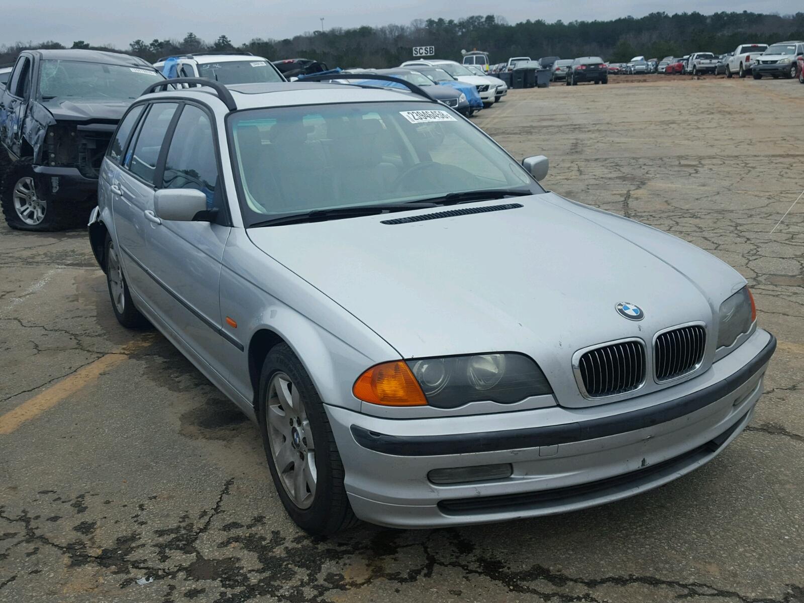 2000 BMW 323 IT 2.5L