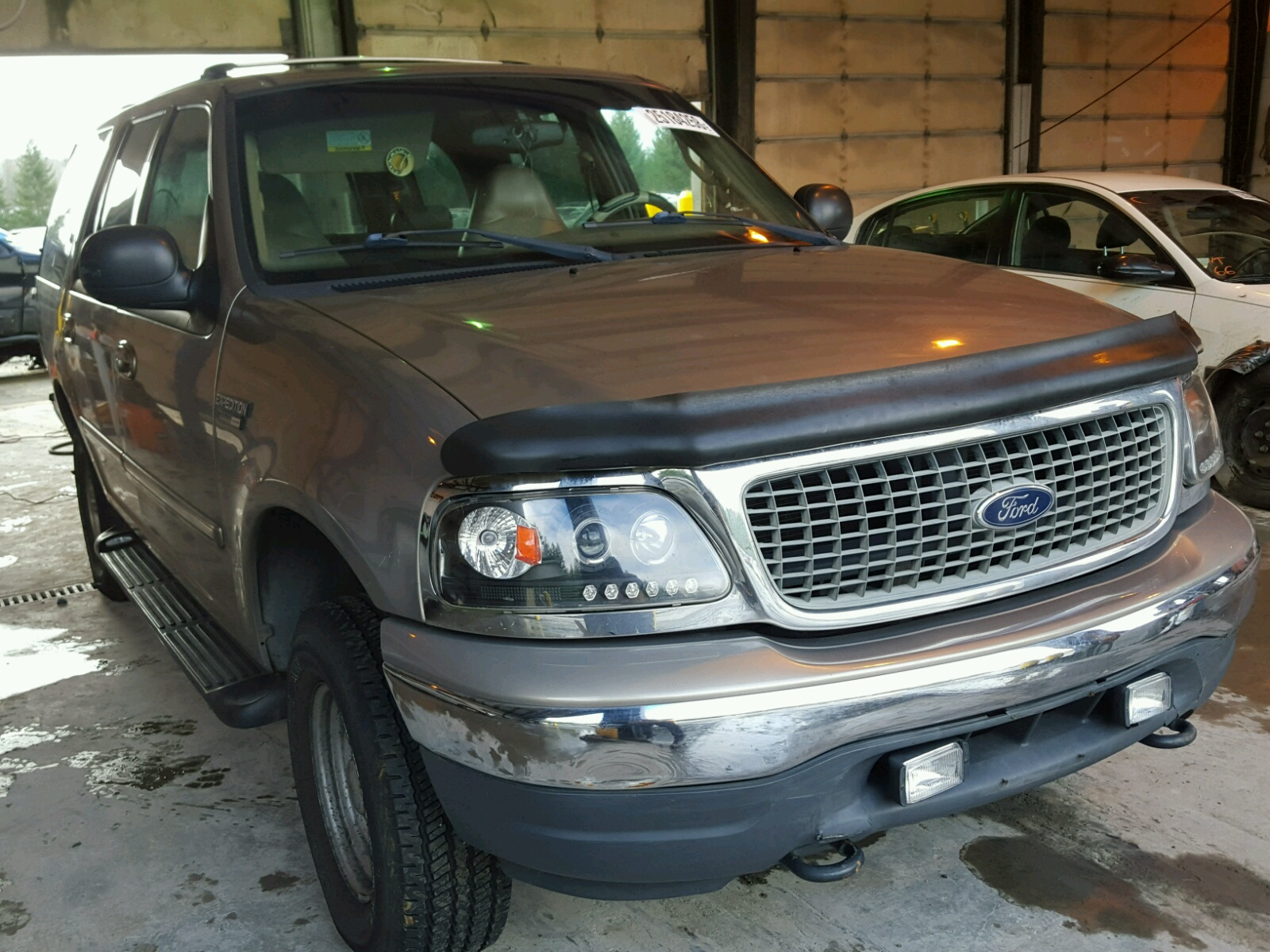 Auto Auction Ended on VIN 1FMRU16W31LA 2001 FORD EXPEDITION in