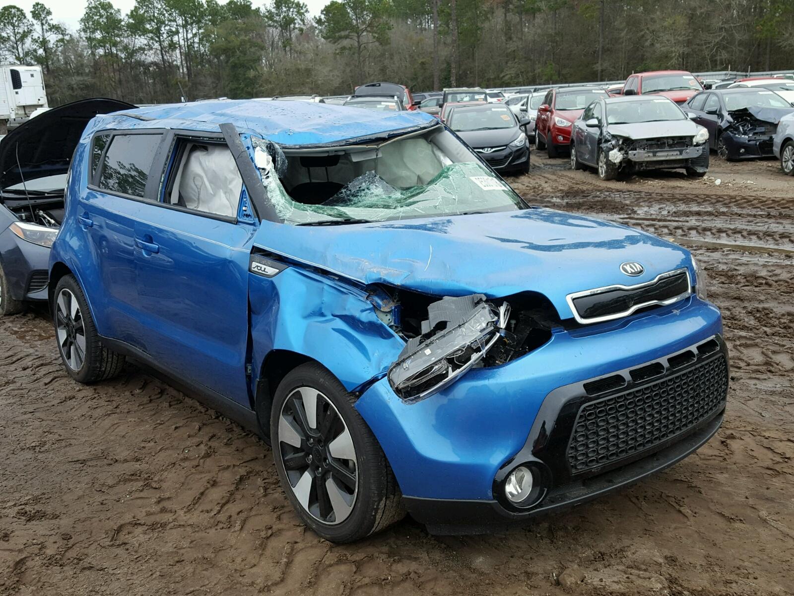 blue kia autoevolution soul ev review reviews