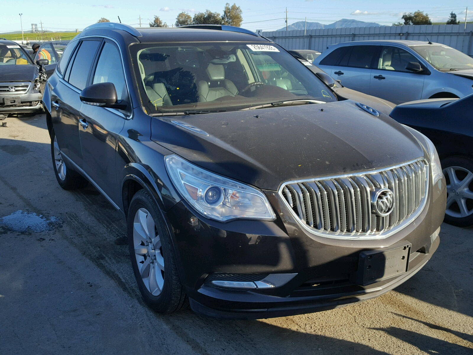 exterior new car buick enclave size luxury features used reviews mov mid suv