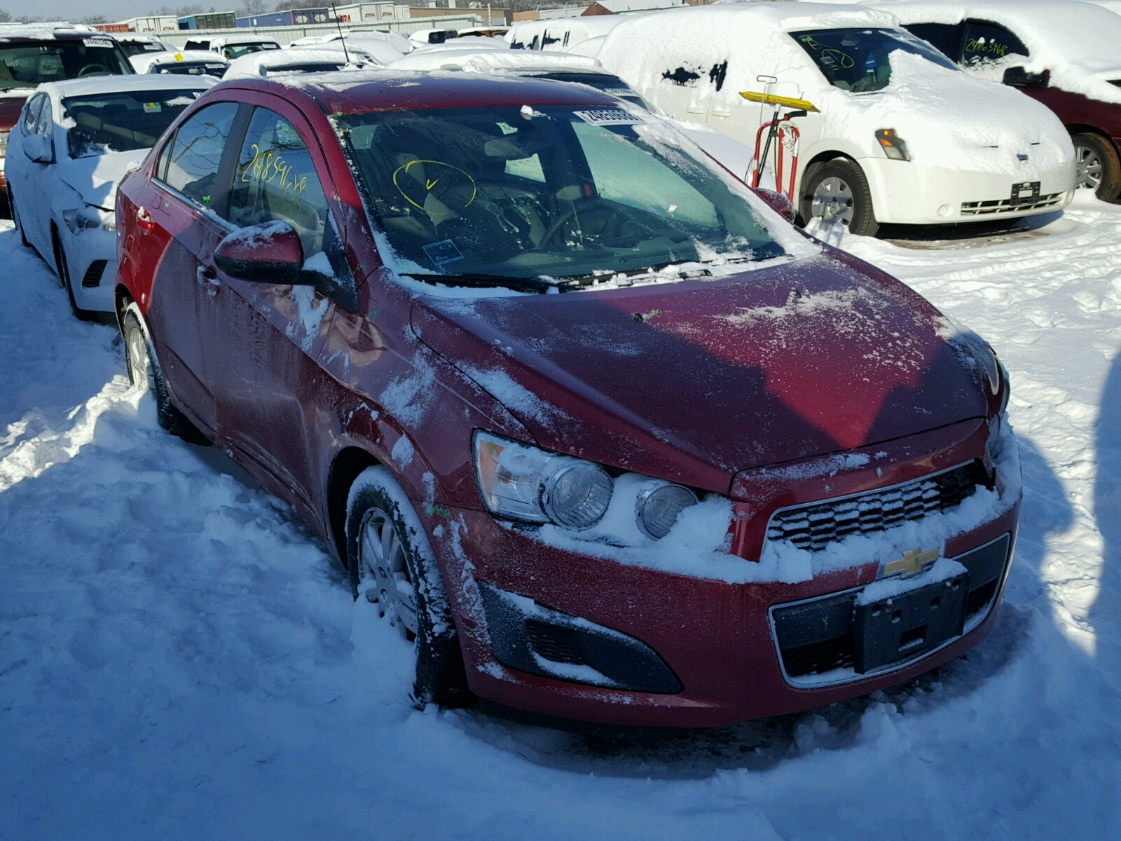 Auto Auction Ended On Vin 2cndl13f756201080 2005