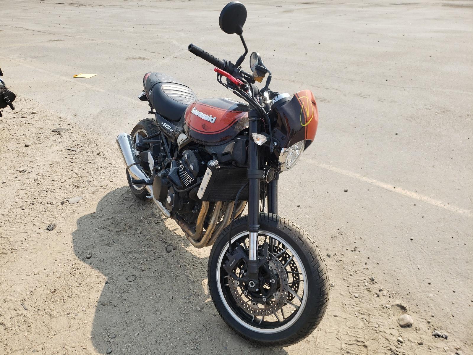 2018 Kawasaki ZR900 R