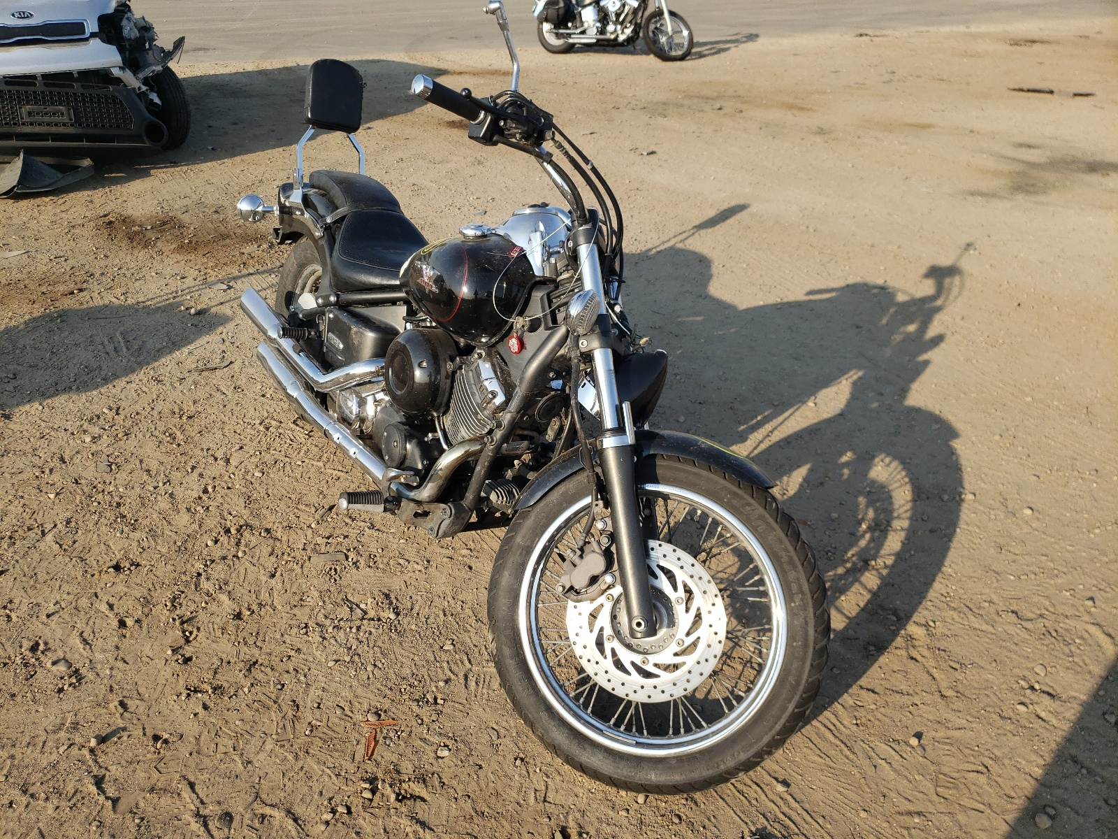 2005 Yamaha XVS65 Base