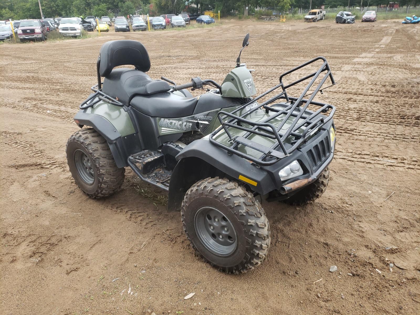 2005 Arctic Cat ATV 500