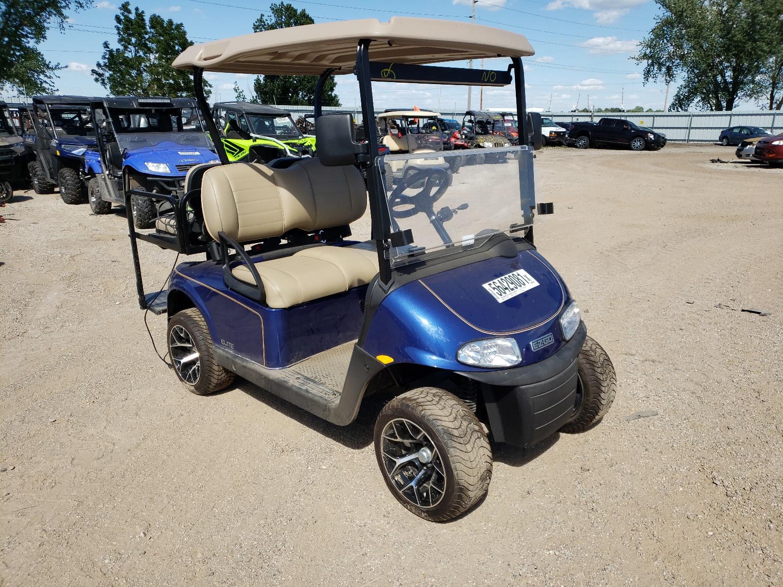 2021 Ezgo Golfcart