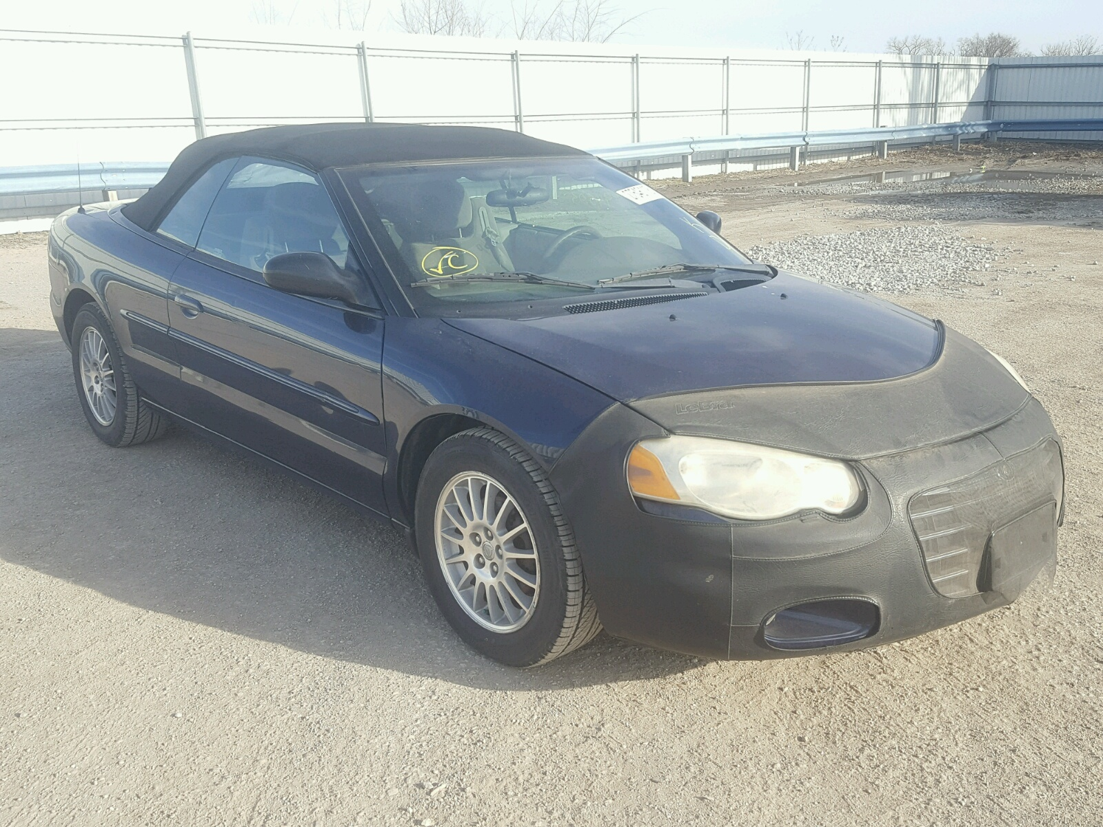 2006 CHRYSLER SEBRING TO 2.7L