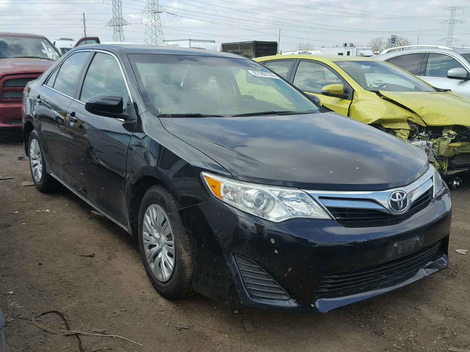 Auto Auction Ended on VIN 4T1BE46K48U 2008 TOYOTA CAMRY in MO