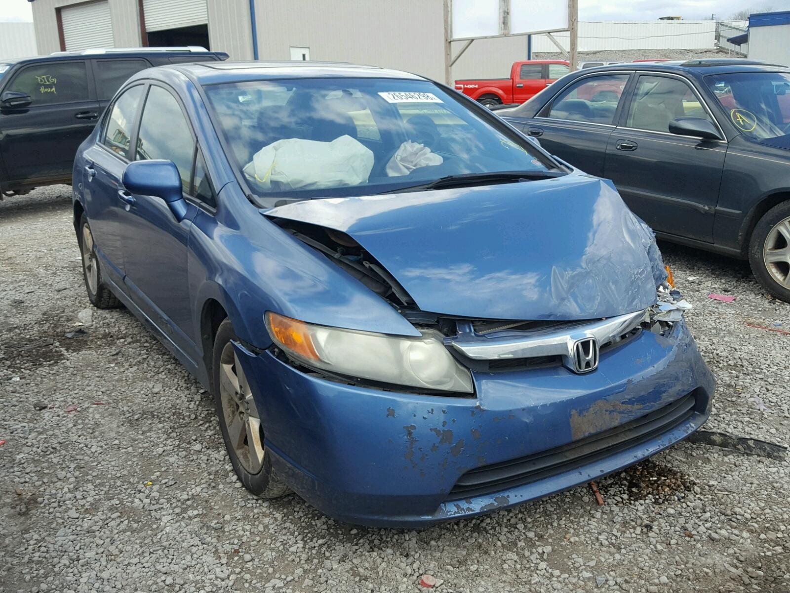 Honda Springfield Pa >> Auto Auction Ended on VIN: JHMBB6240VC009422 1997 HONDA ...