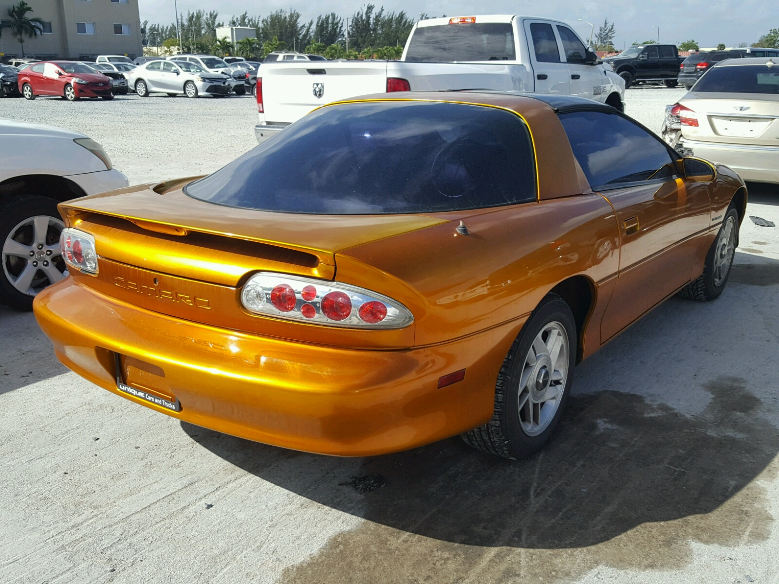 1994 Chevrolet Camaro 3 4l 6 In Fl Miami North