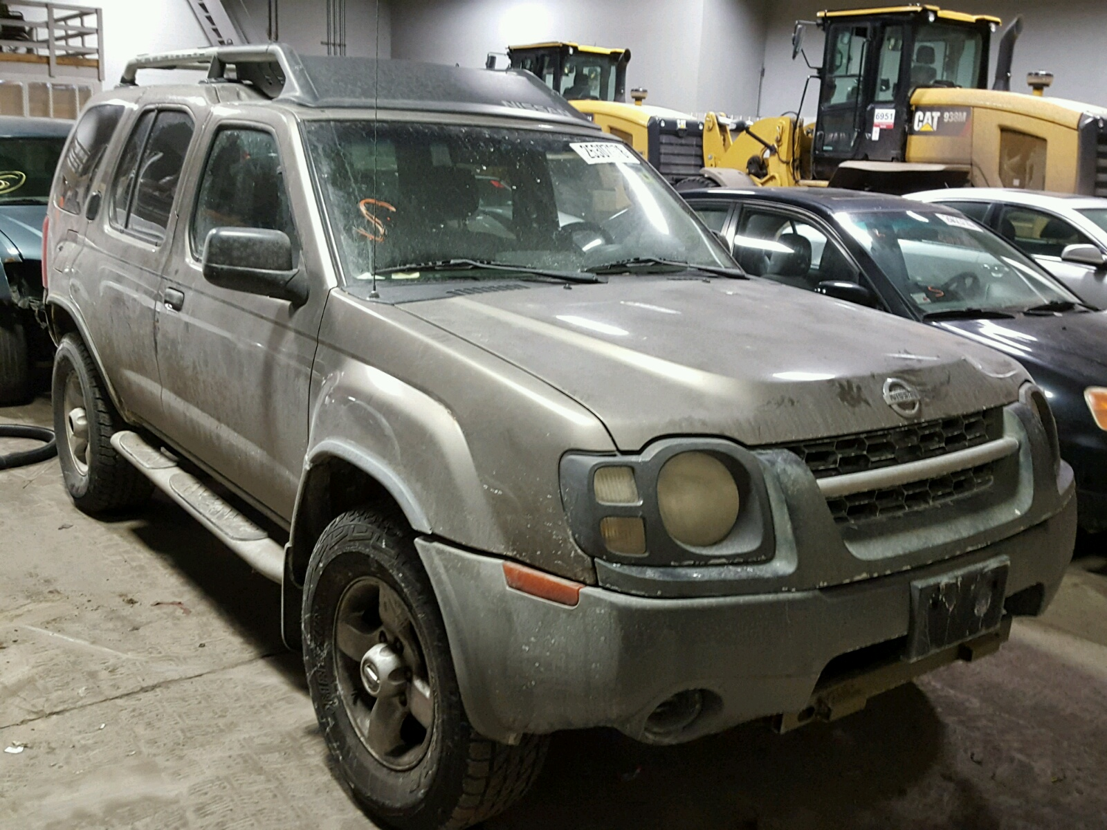 Auto Auction Ended on VIN: 5N1ED28Y64C646689 2004 NISSAN XTERRA XE in MN -  MINNEAPOLIS NORTH