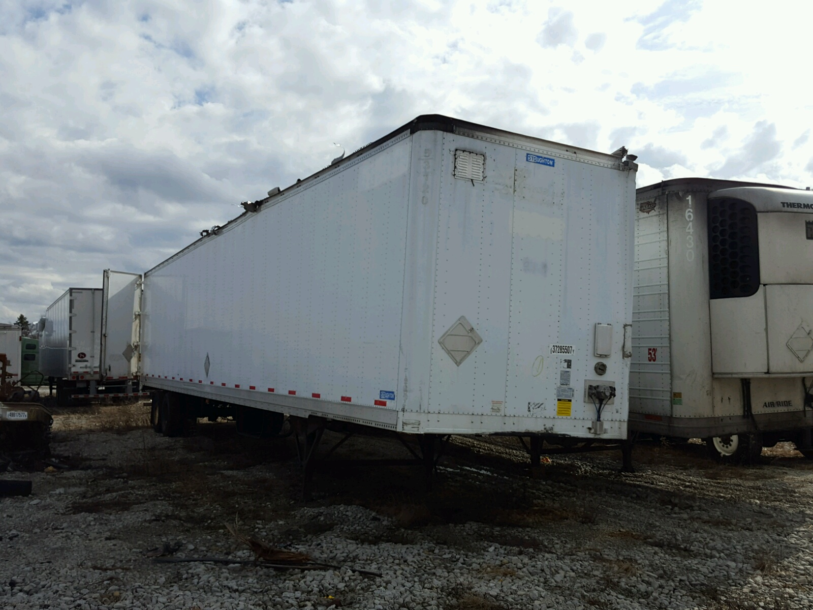 Salvage 2006 Unknown TRAILER for sale