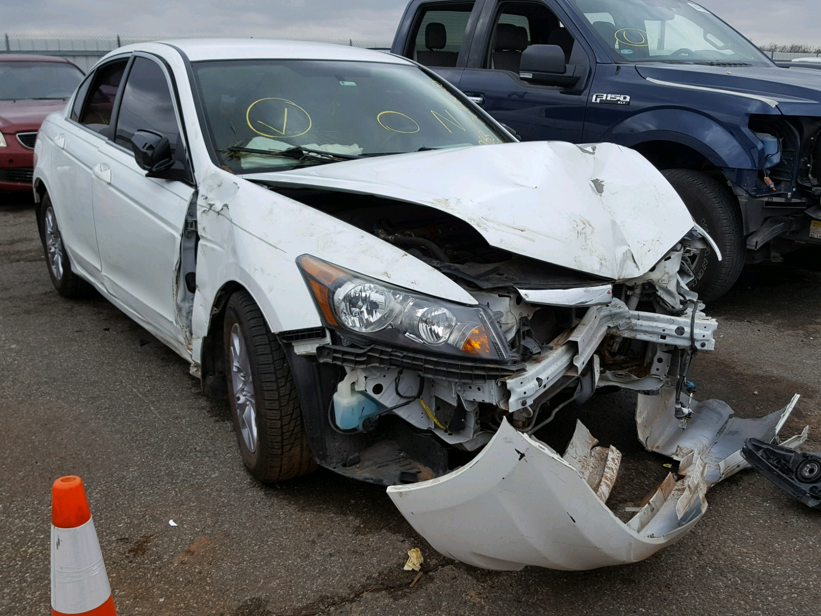 Auto Auction Ended on VIN: 1HFSC46003A104118 2003 HONDA ...