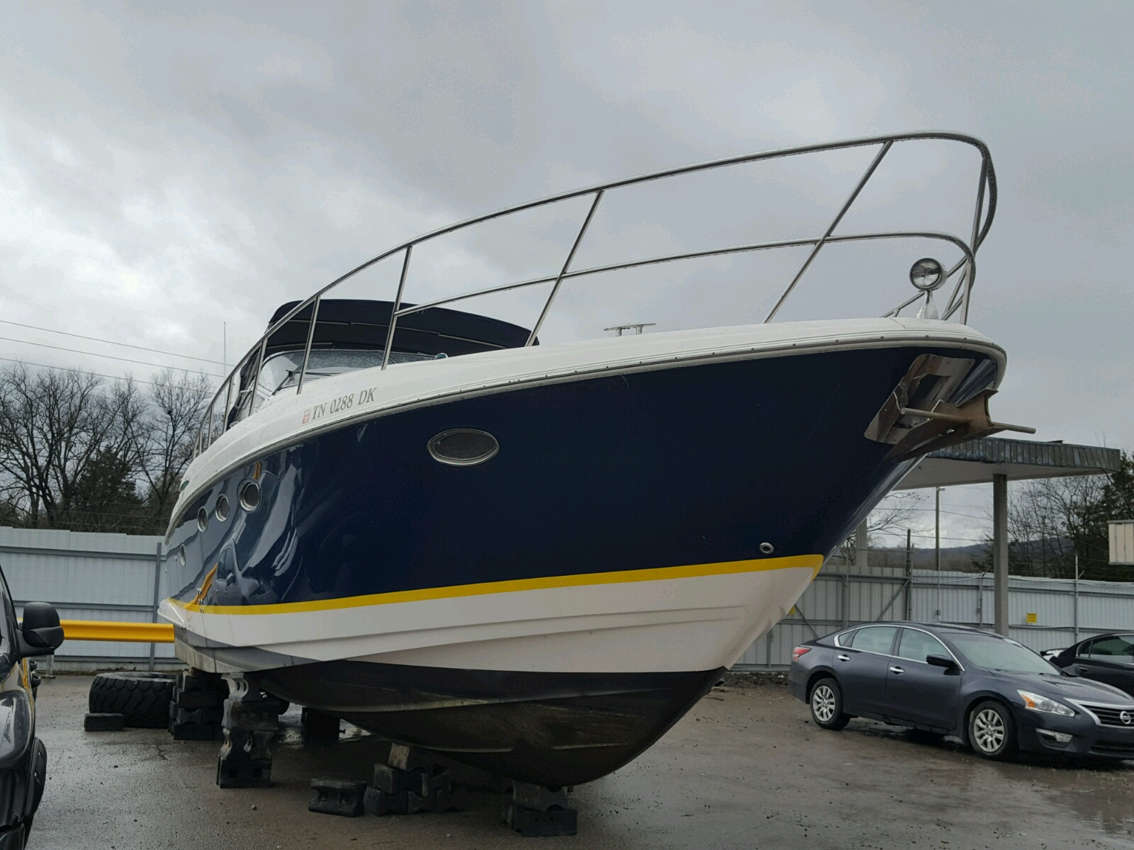 Salvage 2004 Regal 3860 for sale