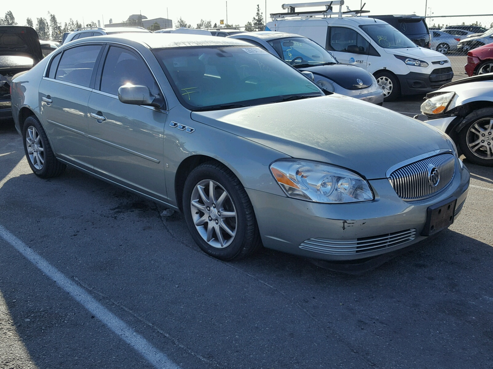 hammond lucerne cx view buick online sale auto of for left auctions cert salvage copart en carfinder lot on black title in
