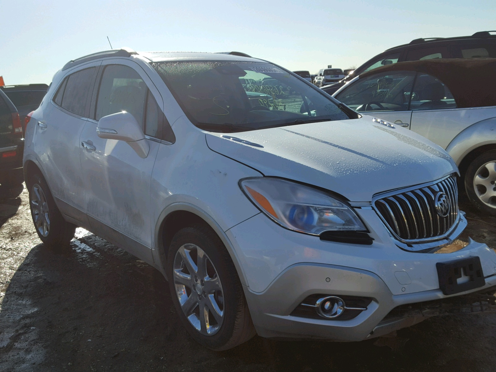 tn online nashville maroon on en buick salvage sale lot certificate auctions in encore auto for copart right view carfinder
