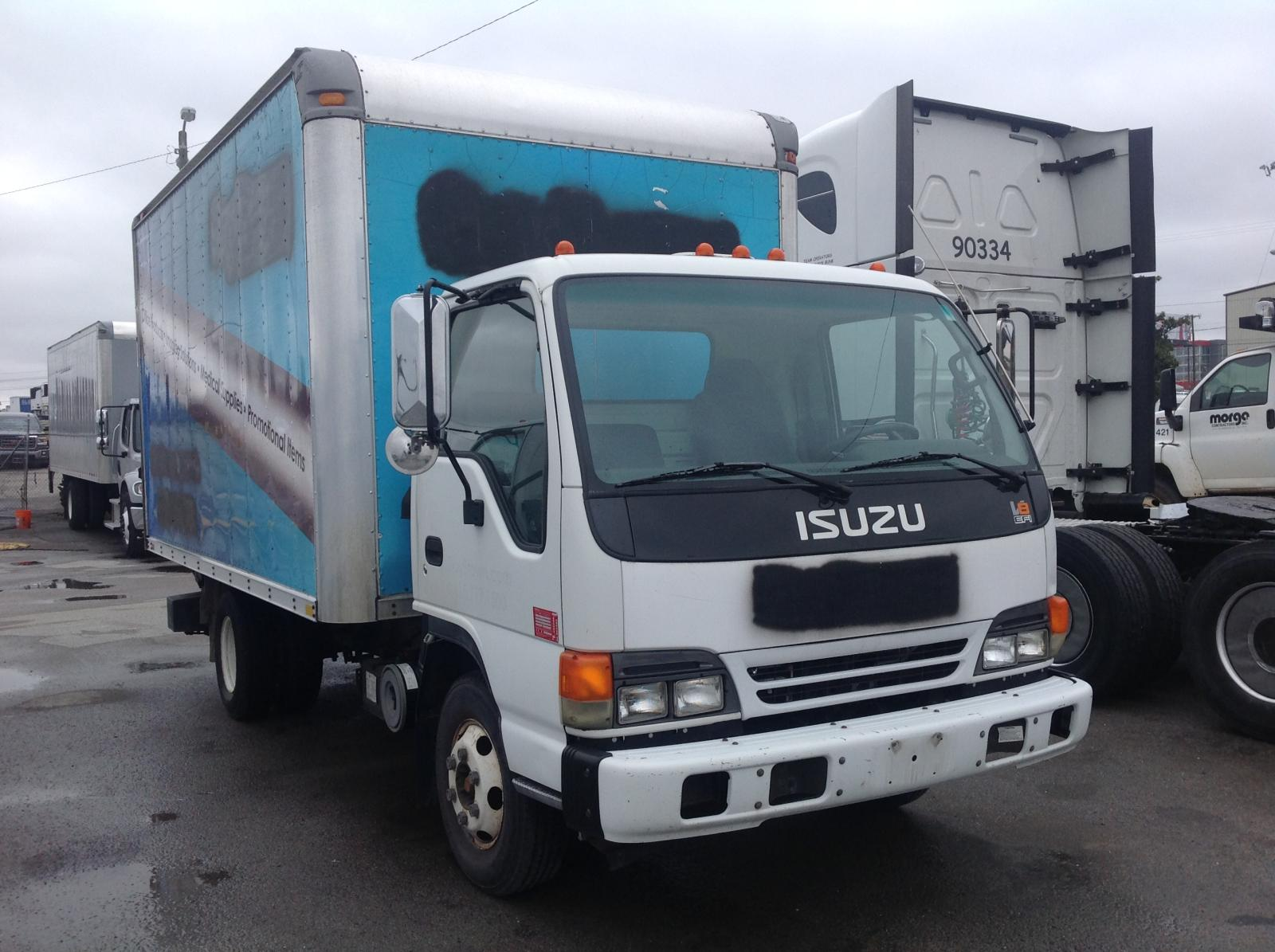 2002 Isuzu Ftr For Sale At Copart Lebanon  Tn Lot  20026397