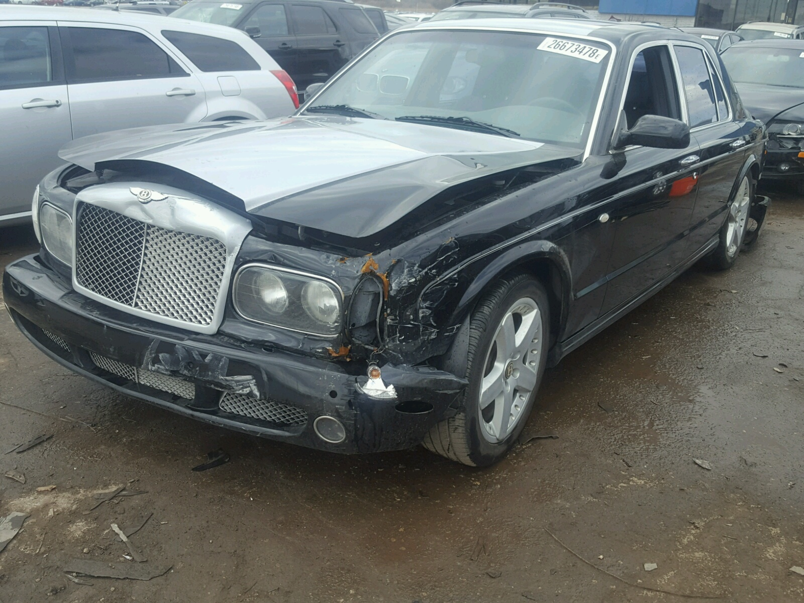 united jamesedition for london on kingdom in cars sale arnage bentley t