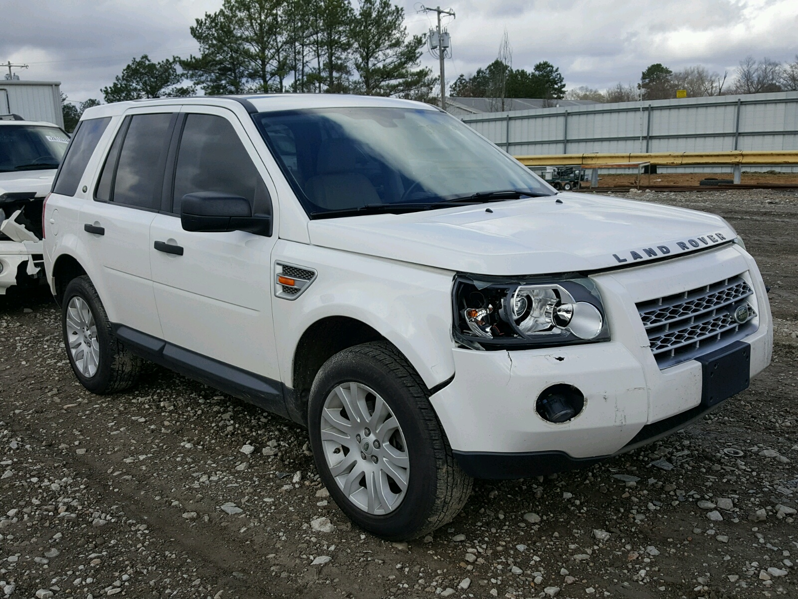 cert of left sale carfinder landrover view salvage online for silver in nh webster en auctions copart on land auto se lot title rover