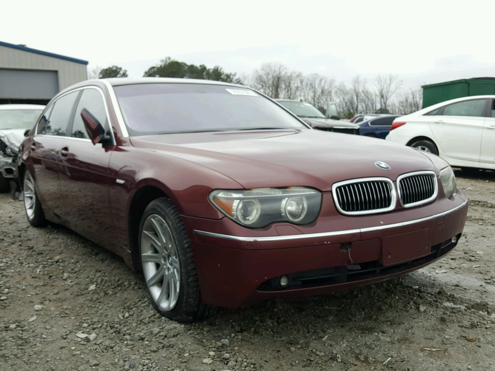 Auto Auction Ended On VIN WBAPNA BMW D In AB - 2009 bmw 745