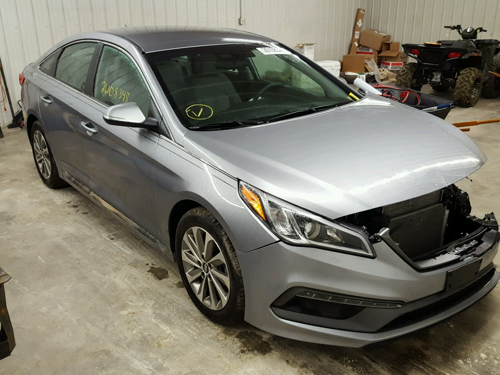 copart fe for indianapolis cars lot hyundai sale s in at santa
