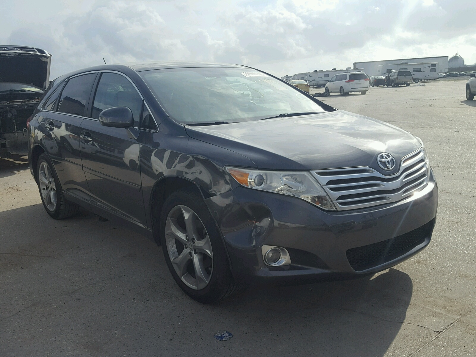 Auto Auction Ended on VIN 4T3BA3BB9BU 2011 TOYOTA VENZA BASE