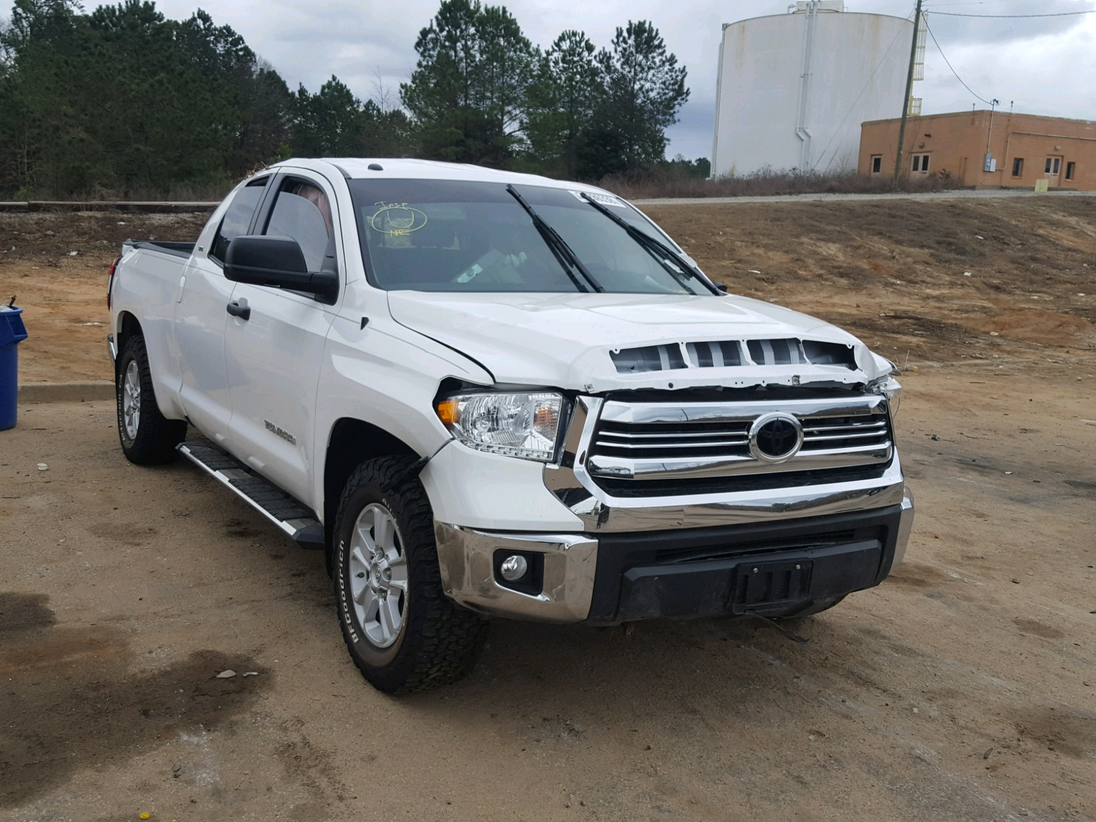 Auto Auction Ended on VIN: 5TFAW5F16HX624565 2017 TOYOTA TUNDRA CRE in CO - DENVER SOUTH