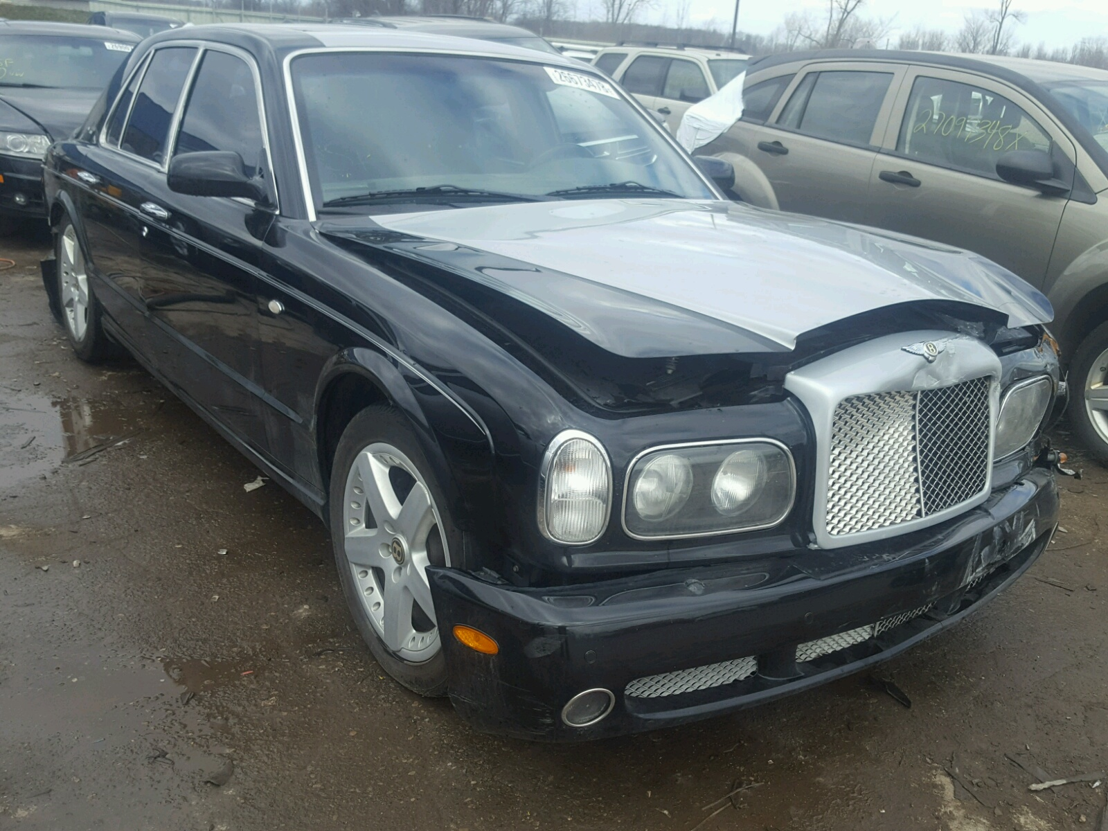 lwb t sold youtube of watch bentley arnage miles r for sale